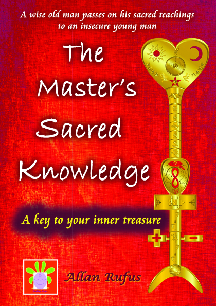 Front Book Cover - The Master's Sacred Knowledge