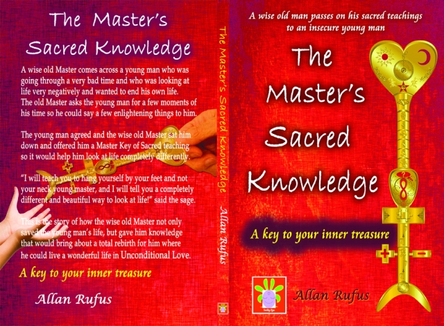 The Master's Sacred Knowledge Book Cover