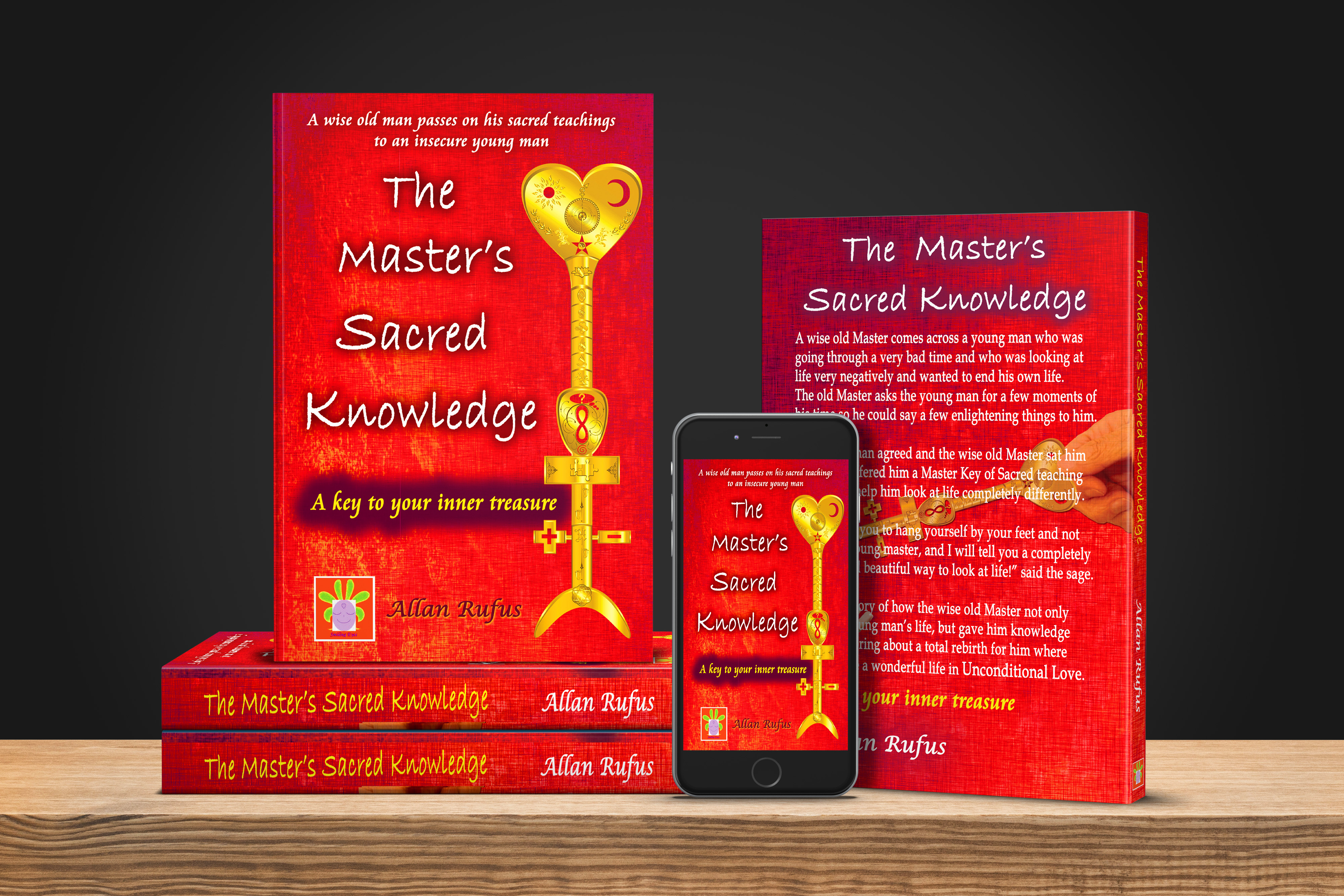 The Master's Sacred Knowledge Book and Ebook By Allan Rufus