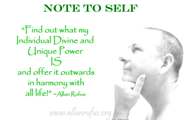 Quotes and notes - Divine and Unique Power