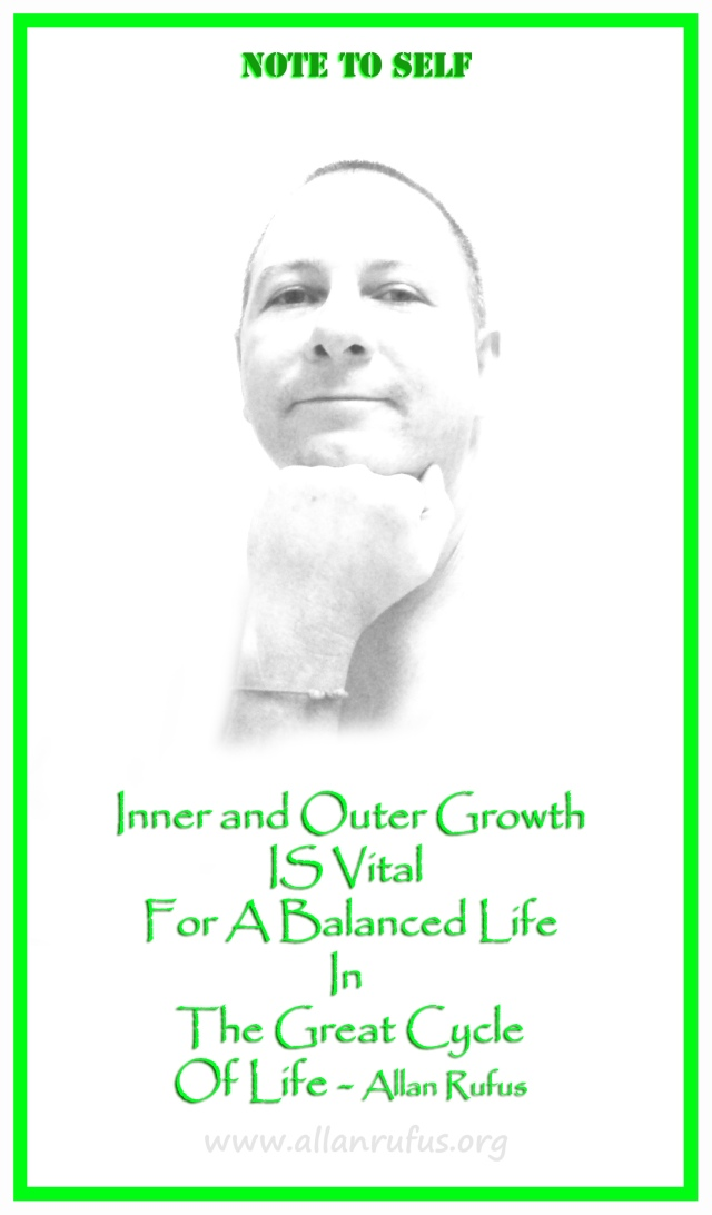 Inner and outer growth
