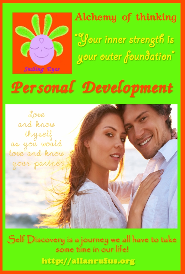 Personal Development - Self Awareness - Self Improvement - Self Help