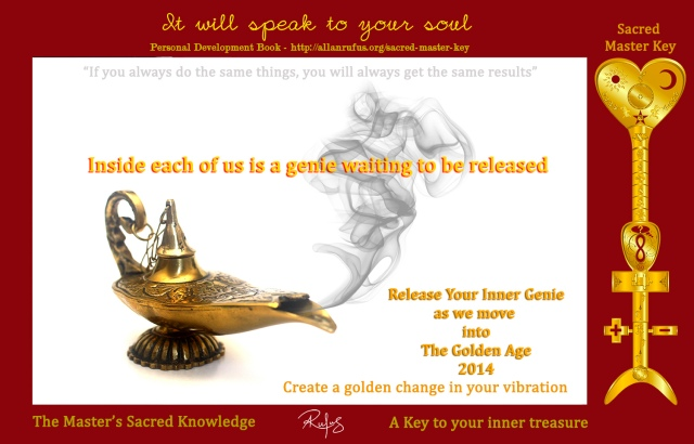 Release your LOVE Genie!