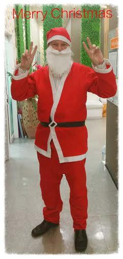 Allan Rufus - Santa Claus / Father Christmas